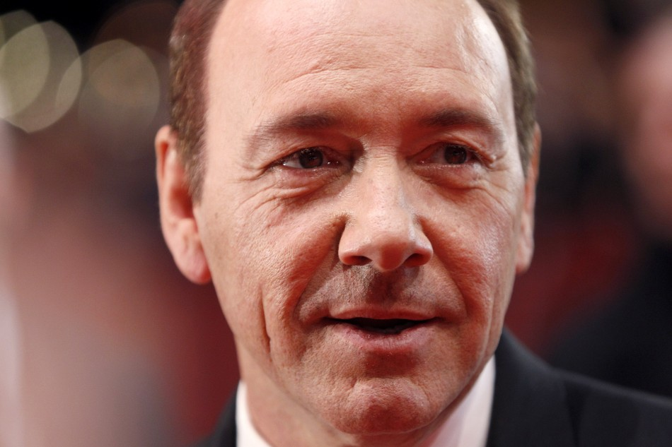 Kevin Spacey I M Not Interested In Elevating Someone S C