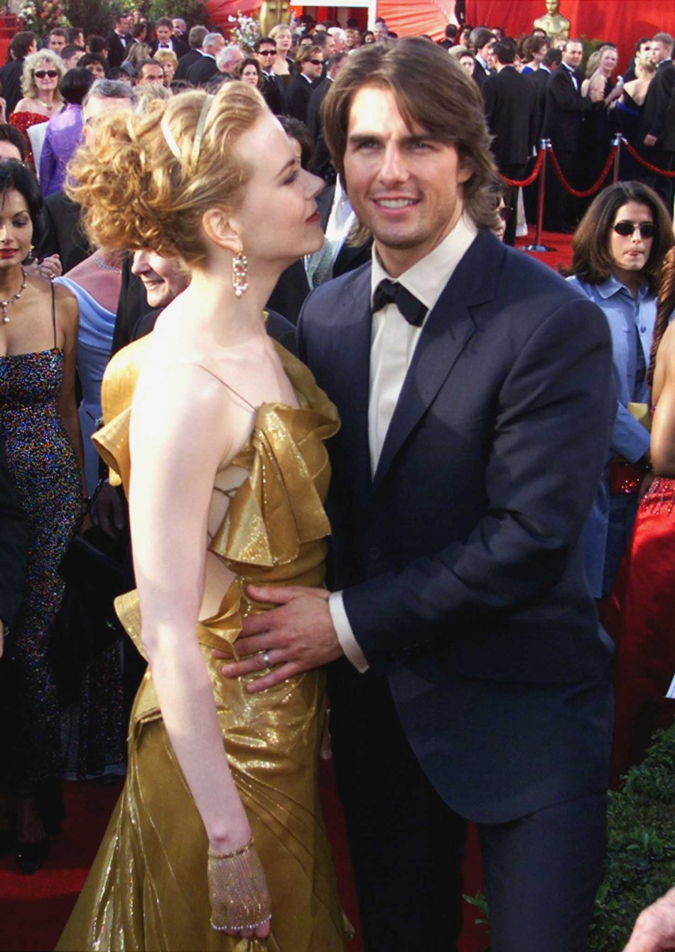 Nicole Kidman Reflects On First Marriage To Tom Cruise