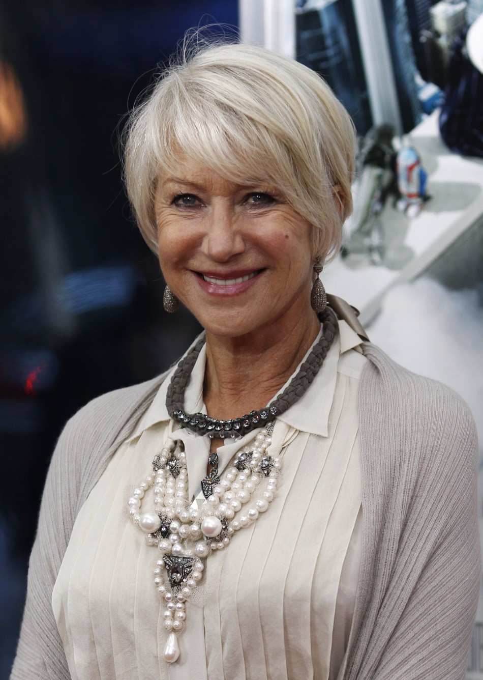 66-year-old Helen Mirren wins 'Body of the year' poll