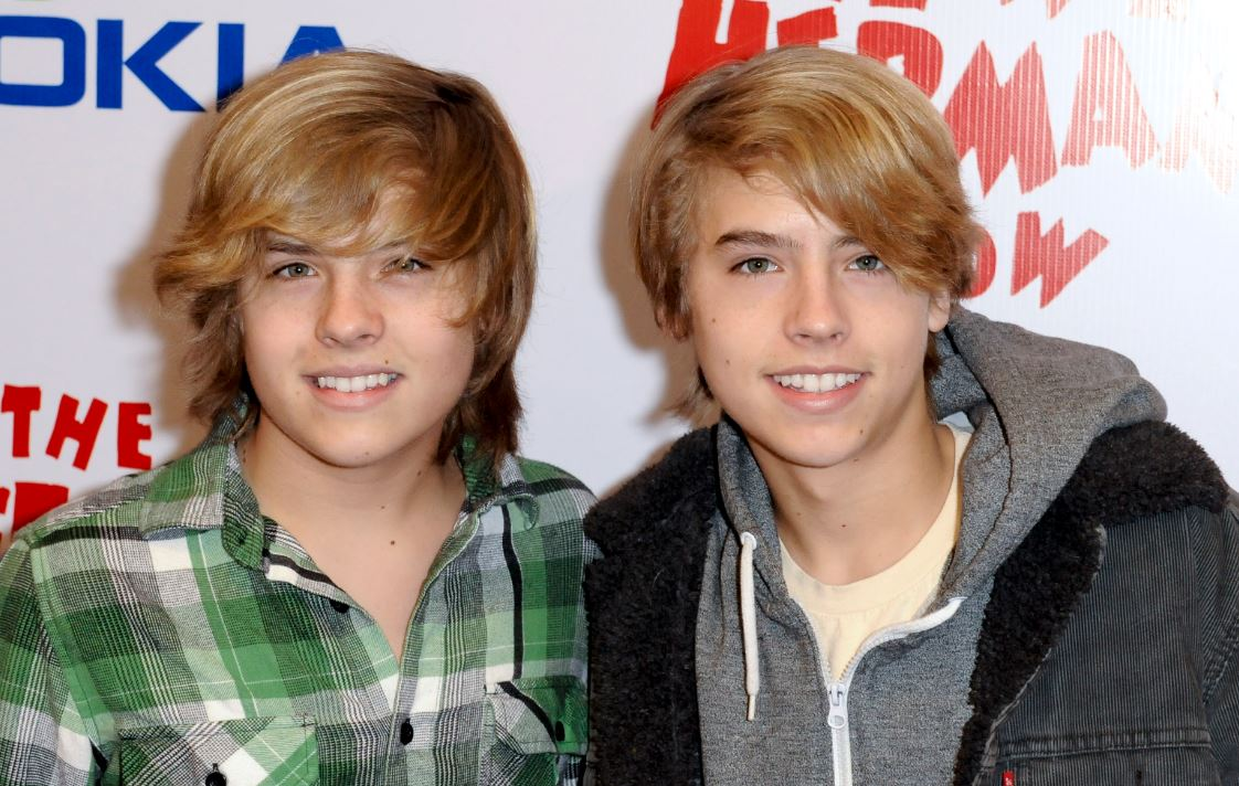 Pictures of sprouse twins naked together