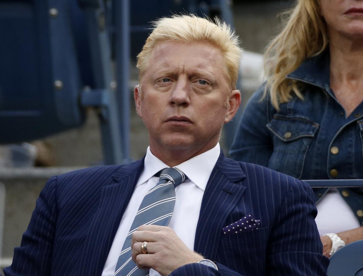 Novak Djokovic coach Boris Becker looks ahead to Wimbledon and
