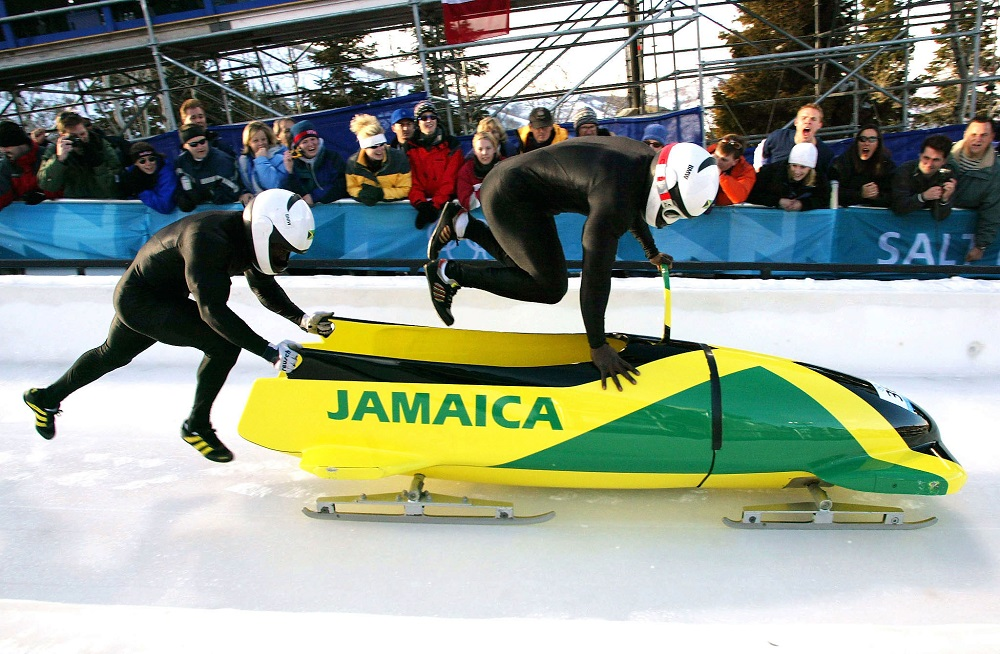 Cool Runnings Again? Jamaican Bobsleigh Team Return for Sochi ...