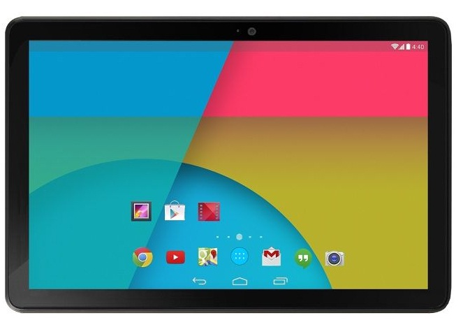 New Google Nexus 10