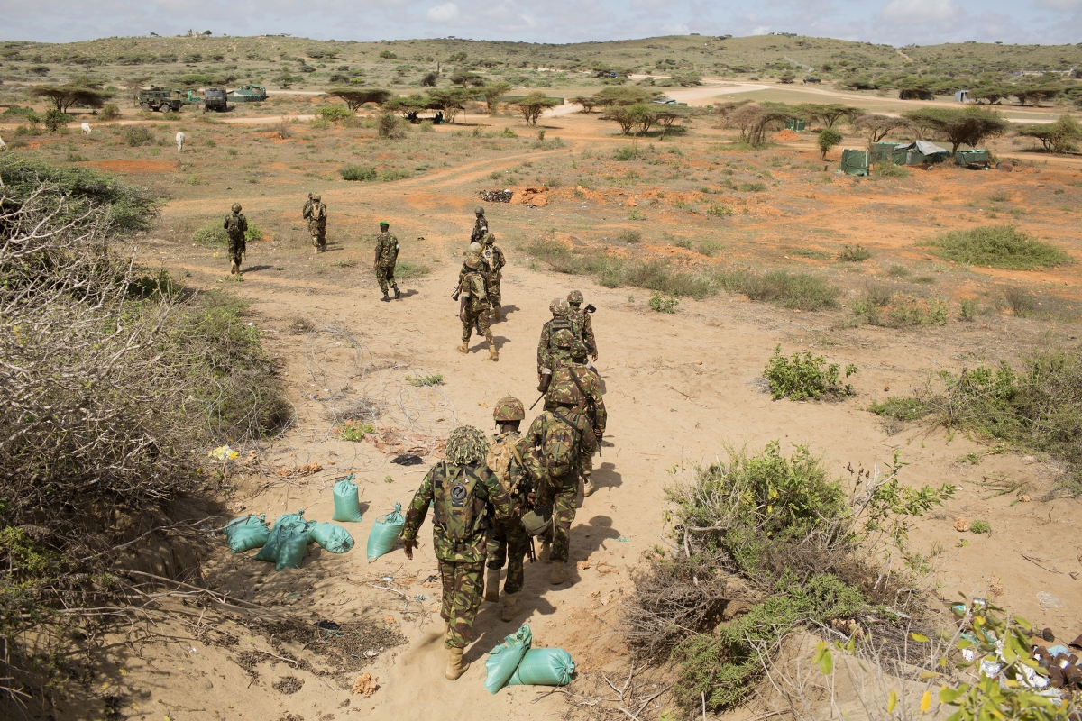Al-Shabaab Leaders 'Killed in Kenyan Airstrike on Terror Camp'