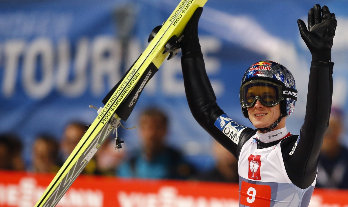 Austrian Olympic ski jumper Thomas Morgenstern is recovering in hospital after a serious crash on the slopes.