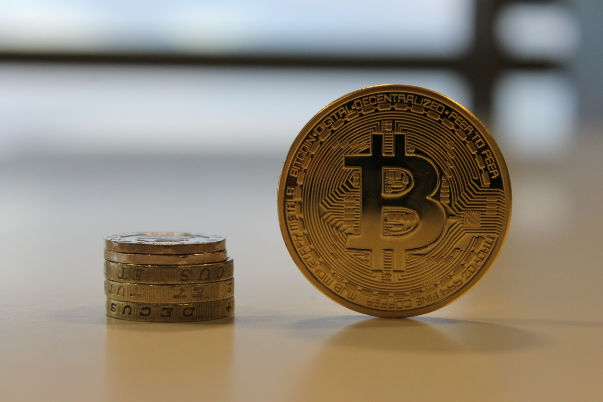Bitcoin price cryptocurrency dogecoin