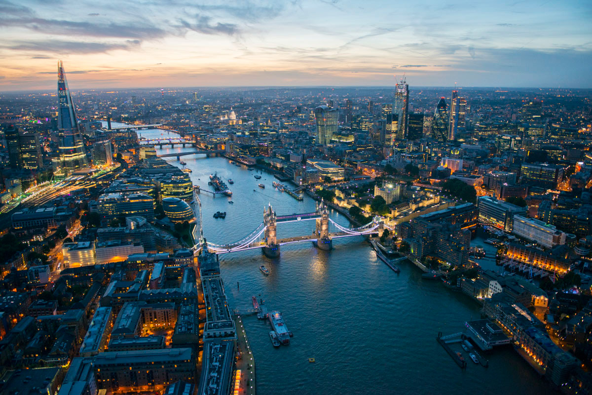 London From The Air Stunning Aerial Photos By Jason Hawkes