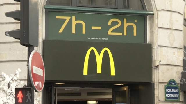 McDonald's France Denies Allegations of Tax Evasion