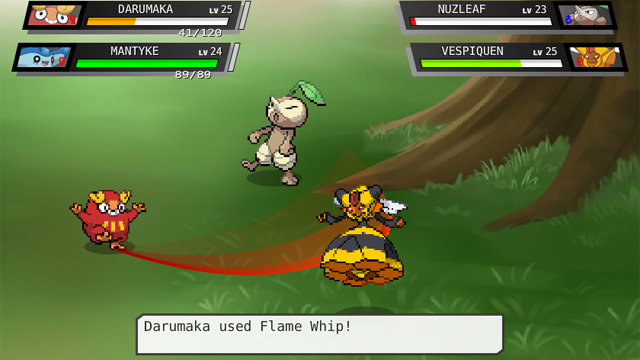 fan made pokemon games online to play for free now