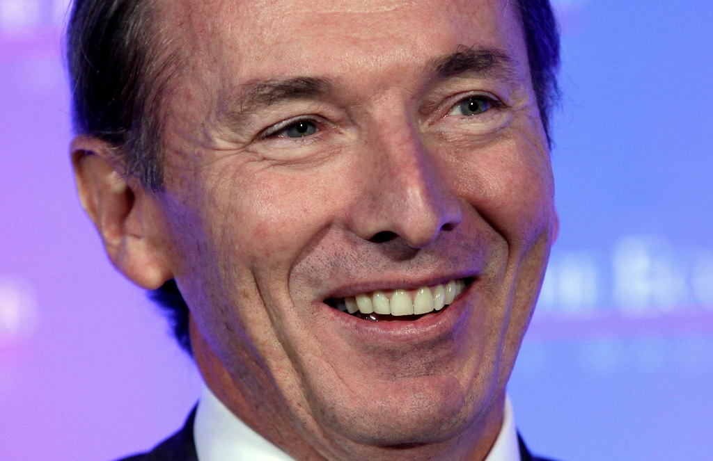 Morgan Stanley Awards Ceo James Gorman 5 06m Stock Bonus