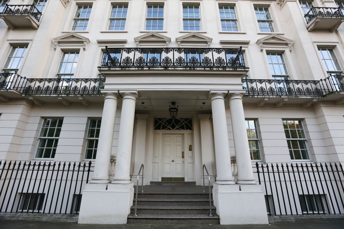 London property correction asking prices slashed in for Luxury homes in london