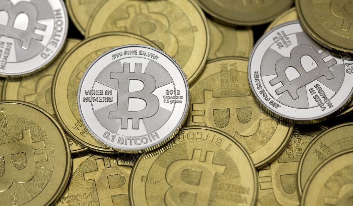 Bitcoins last week