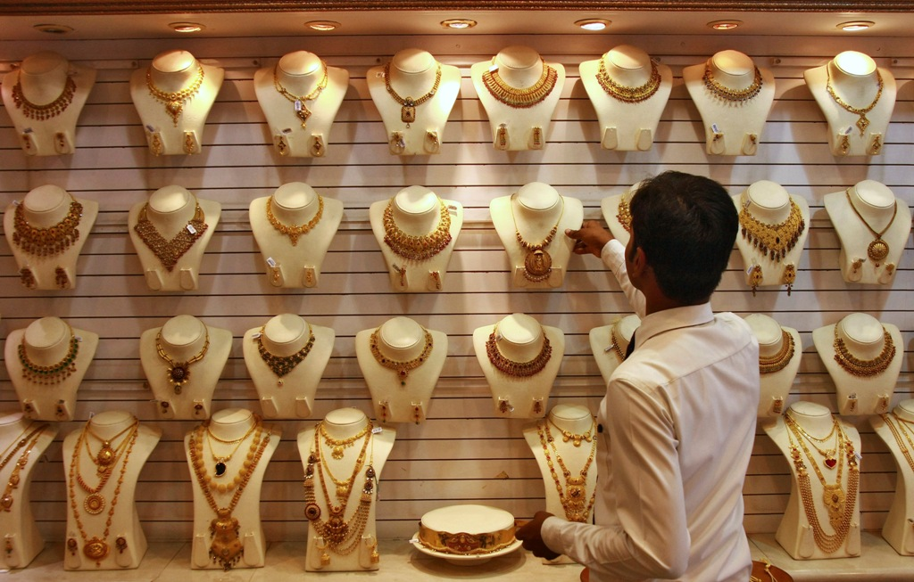 Jewellery Store Kerala India
