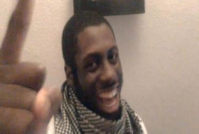barnes muslim Royal barnes, 23, recorded and uploaded three videos shortly after the murder in woolwich, south london, in may 2013.