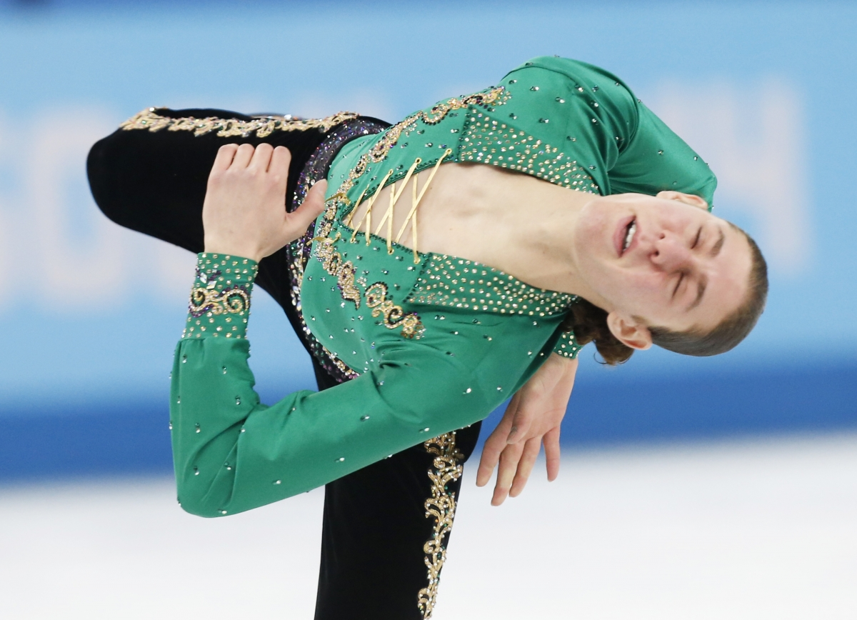 Джейсон Браун / Jason BROWN USA Sochi-stunning-images