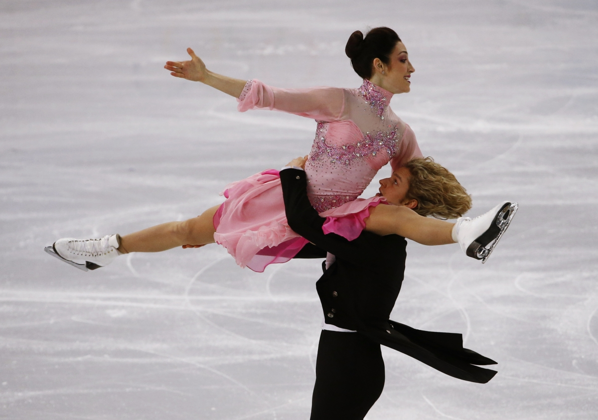 olympic ice dancers dating We hear a lot about the sexual free-for-all that goes down in the olympic village every so which olympians are dating each other at the ice dancers madison.