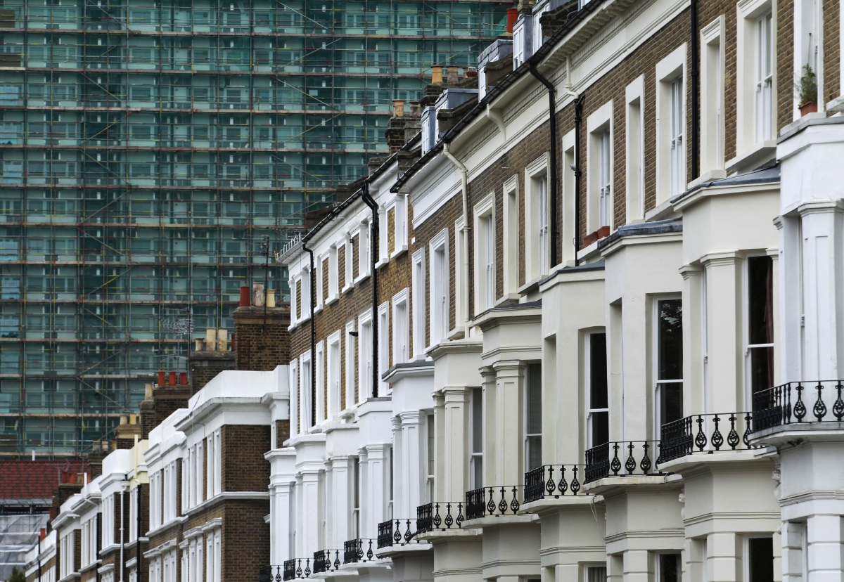 London house prices tiny flat worth cost of mansion in for Mansion house price