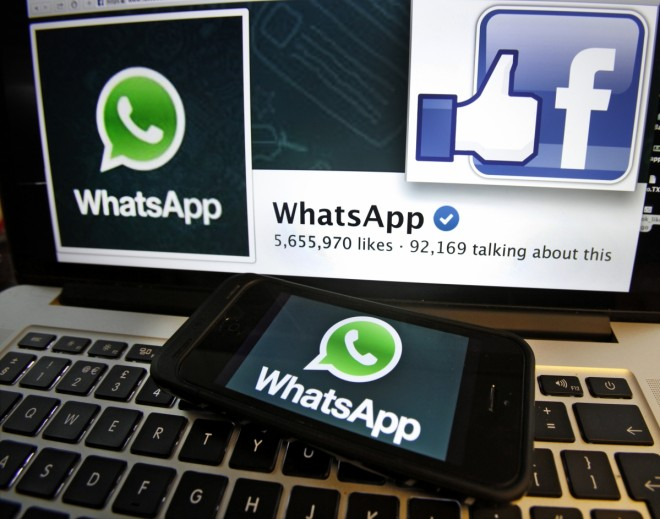 Facebook Buyout of WhatsApp E
