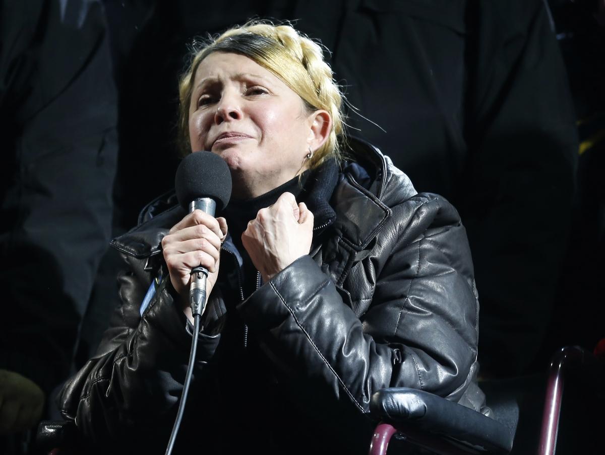 Тимошенко изнаcиловали в тюрьме 30 фотография