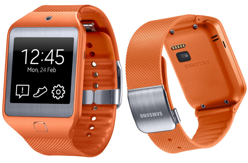 Samsung Announces Gear 2 and Gear 2 Neo Smartwatches ...