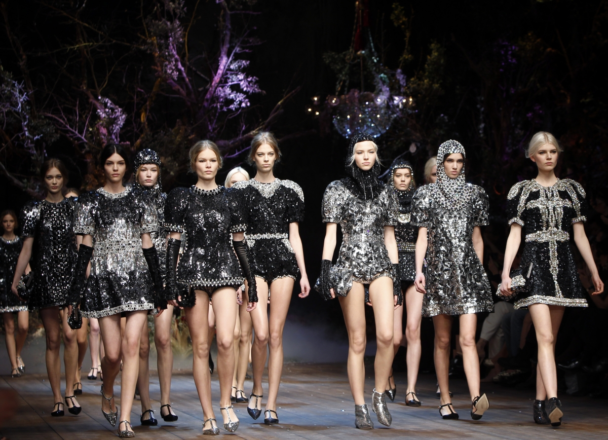 Milan Fashion Week: Salvatore Ferragamo's Furry Collection ...
