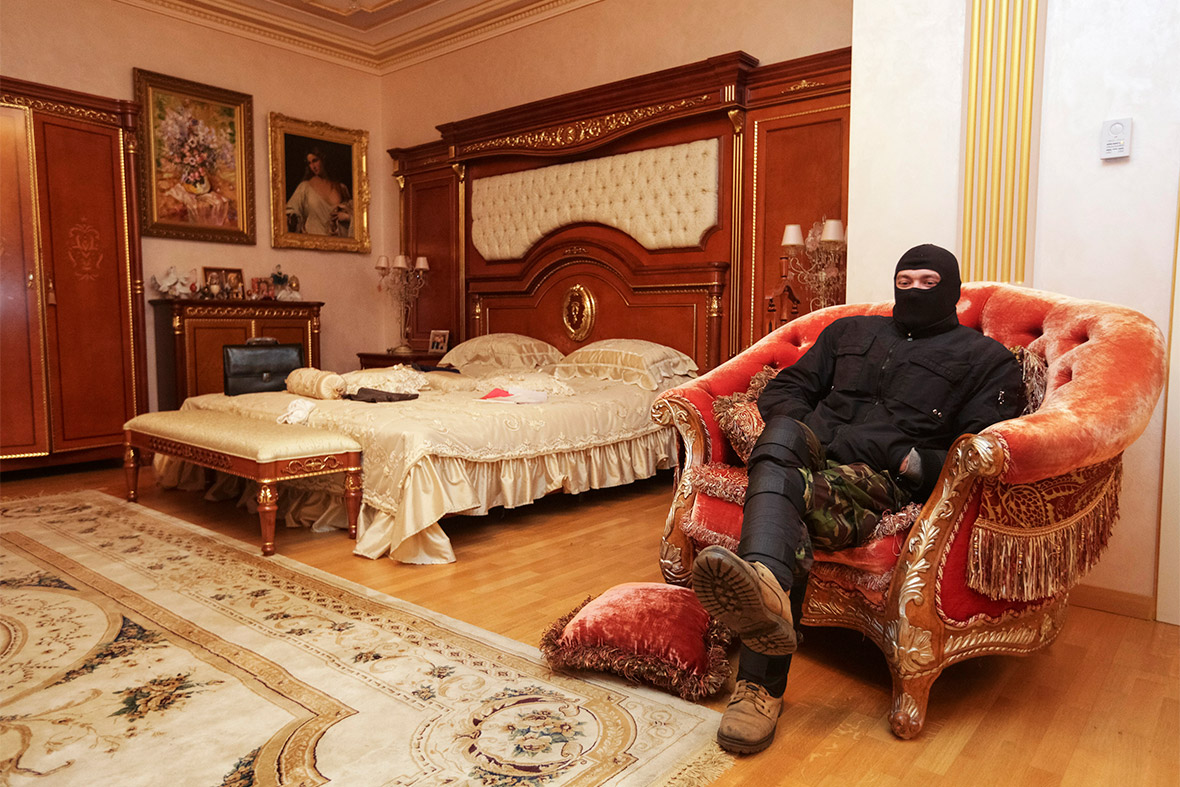 Pshonka's Palace: Inside the Kitsch Mansion of Ukraine's ... | 1180 x 787 jpeg 317kB
