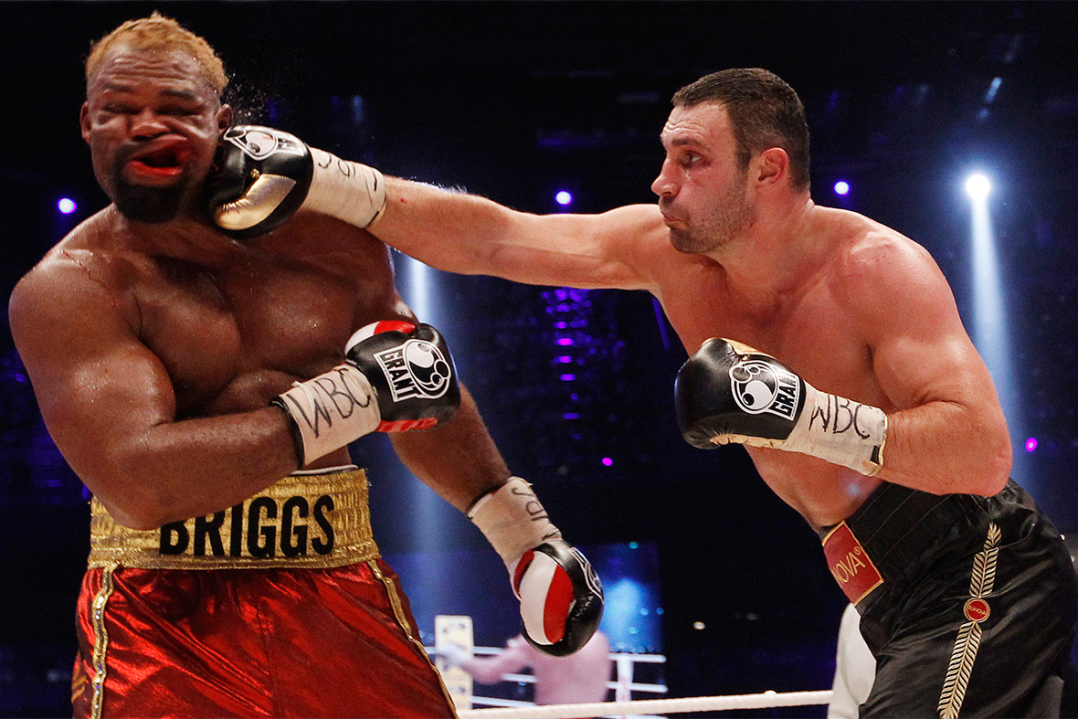 Political Heavyweight Vitaly Klitschko: From Boxer to Potential.