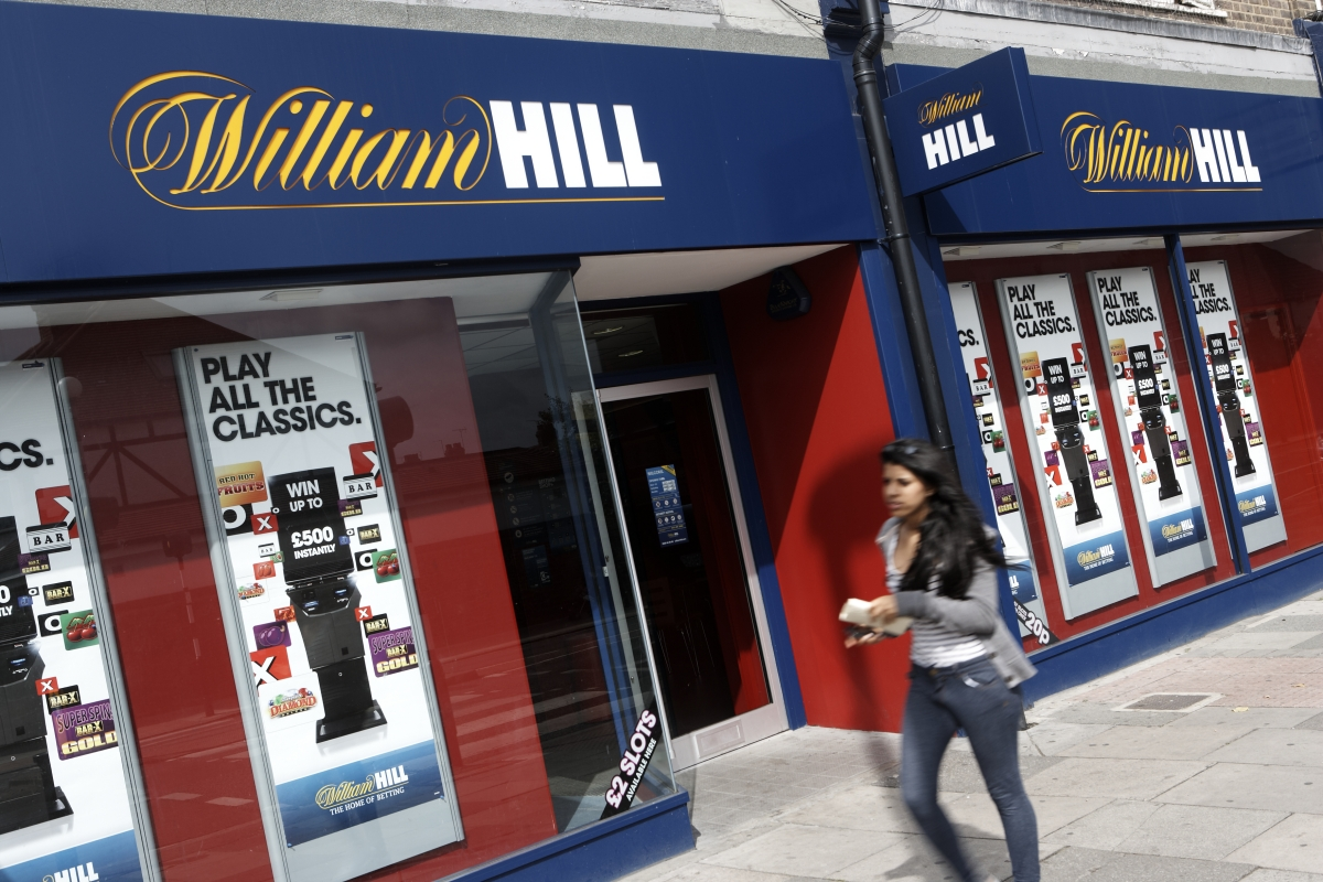 William Hill CEO Ralph Topping Rubbishes Early Exit Rumours