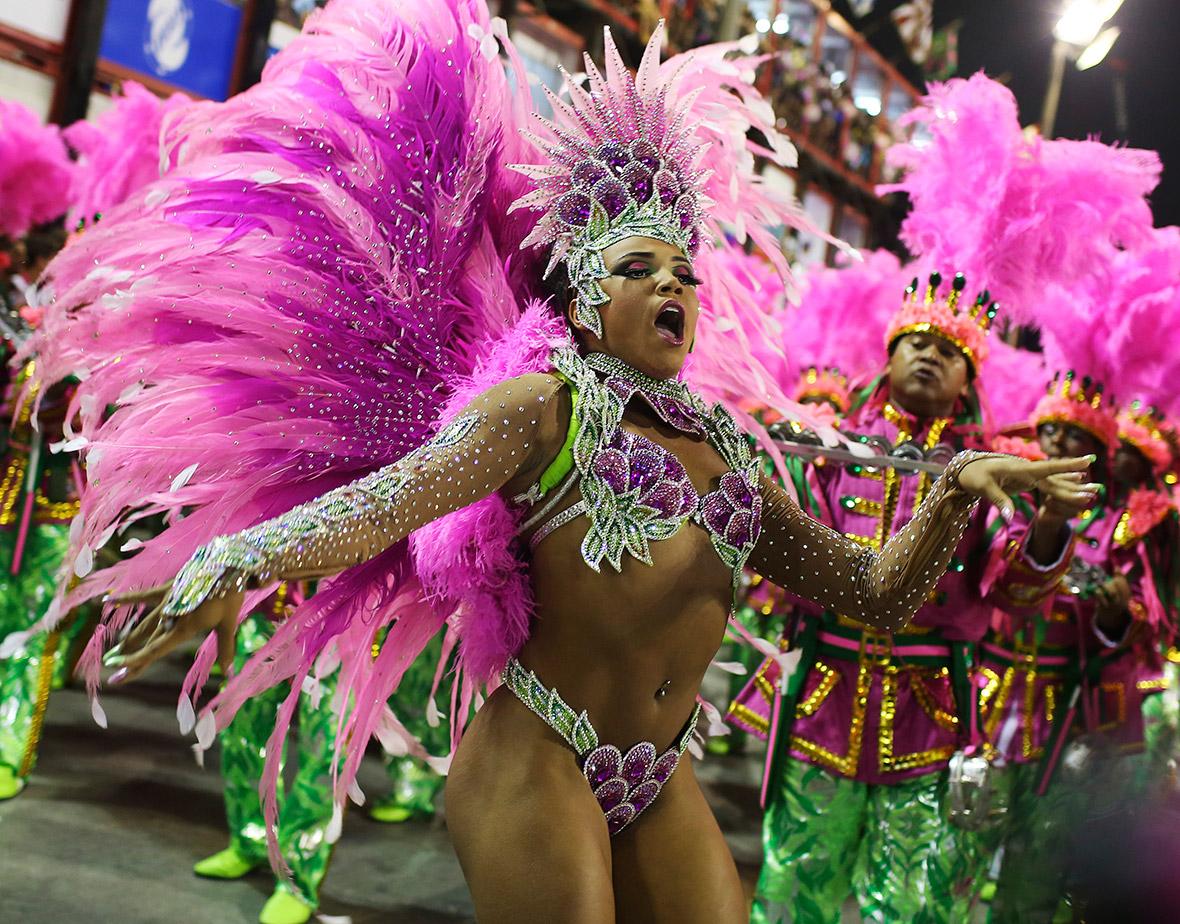 Фото девушек с карнавала в бразилии 21 фотография
