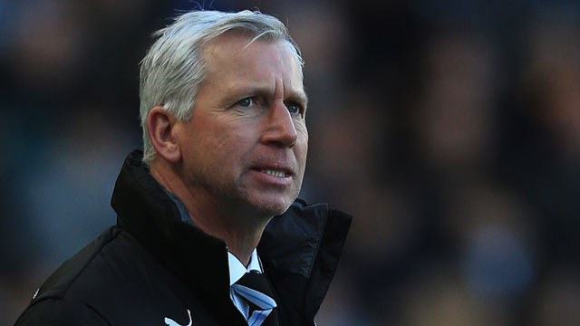 Newcastle's Pardew Faces Sanction