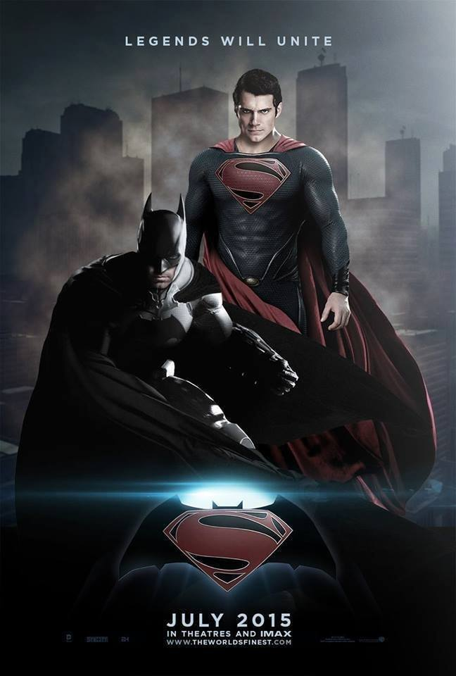 Man of steel 2 fan-made poster