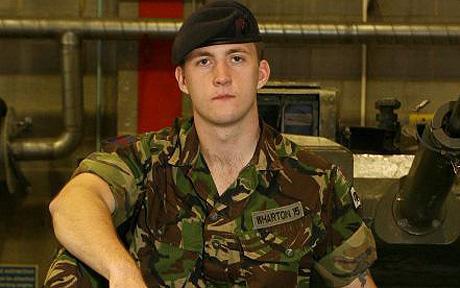 Бывший британский солдат-гей призвал закрыть все гей-сауны.