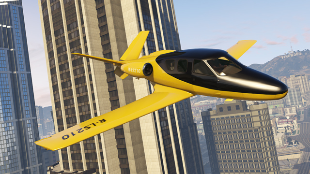GTA 5: 1.11 Title Update Brings New Vehicles, High-Powered