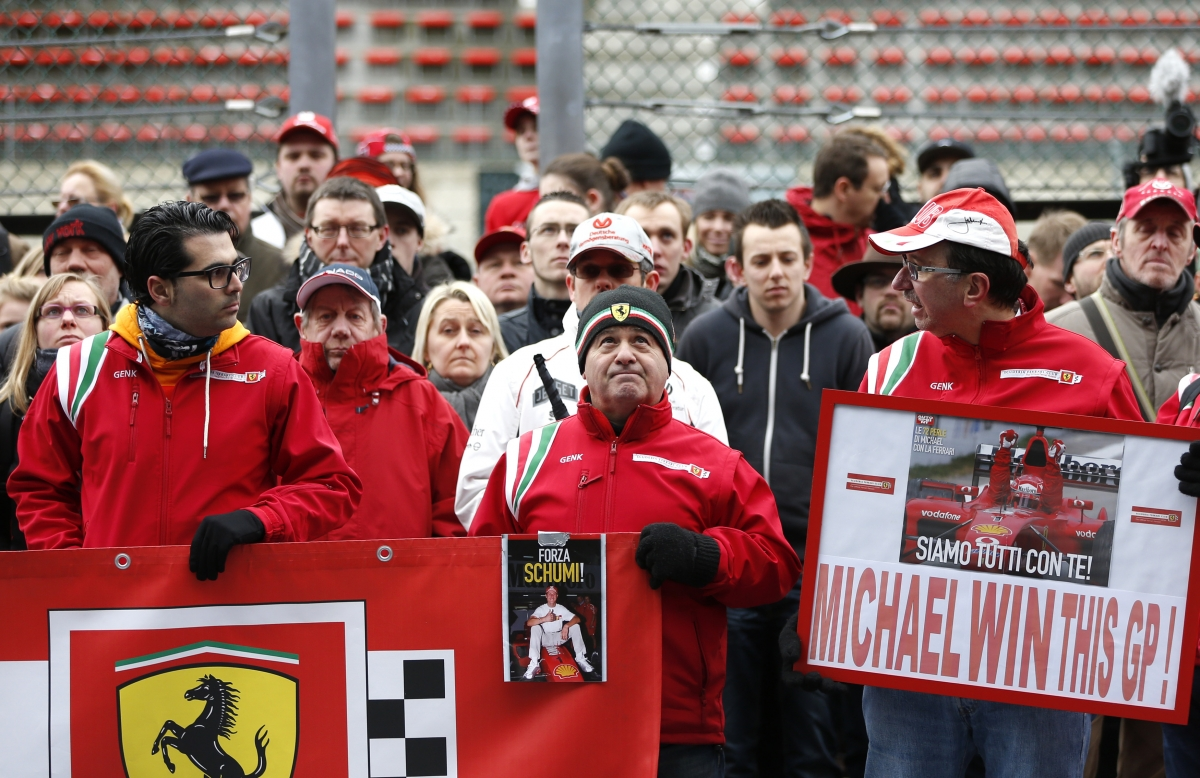 "Sabine Kehm said claims were ""not valid"" which said experts were not trying to ""wake up"" Michael Schumacher"