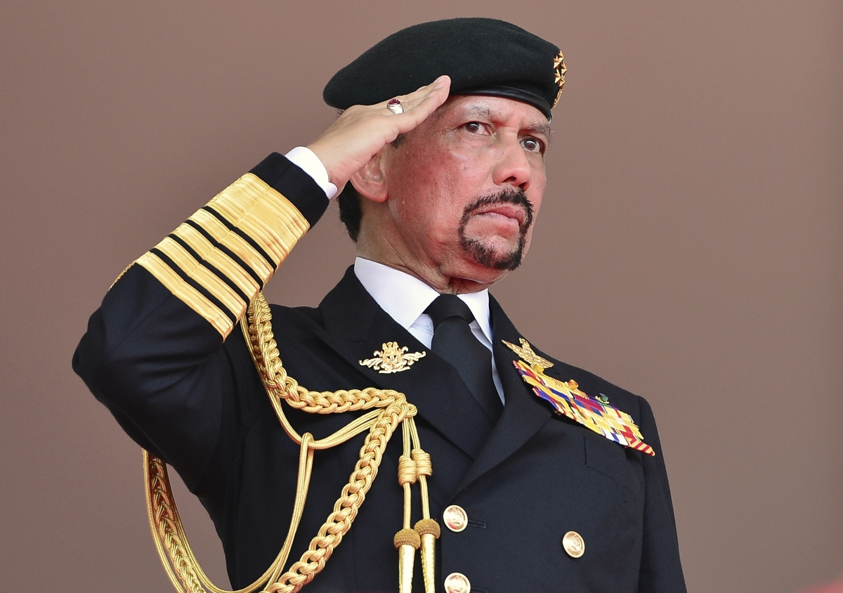 Brunei Sultan Human Rights South East Asia Sharia Law