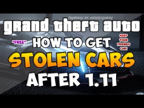 GTA 5: Earn Unlimited Money via Stolen