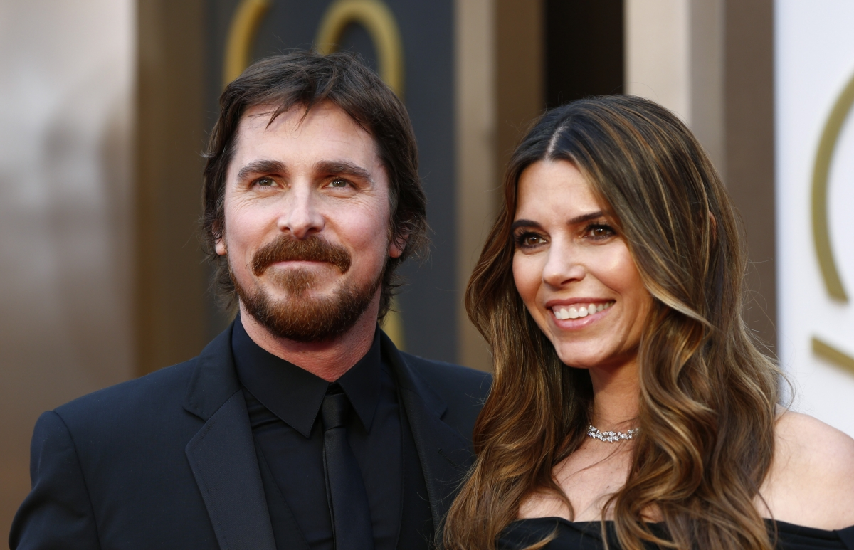 Academy Award-winning actor Christian Bale and wife Sandra 'Sibi' Blažić are reportedly e