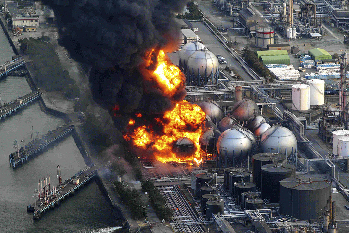 Earthquake Images in Japan 2011 Japan 2011 Earthquake And