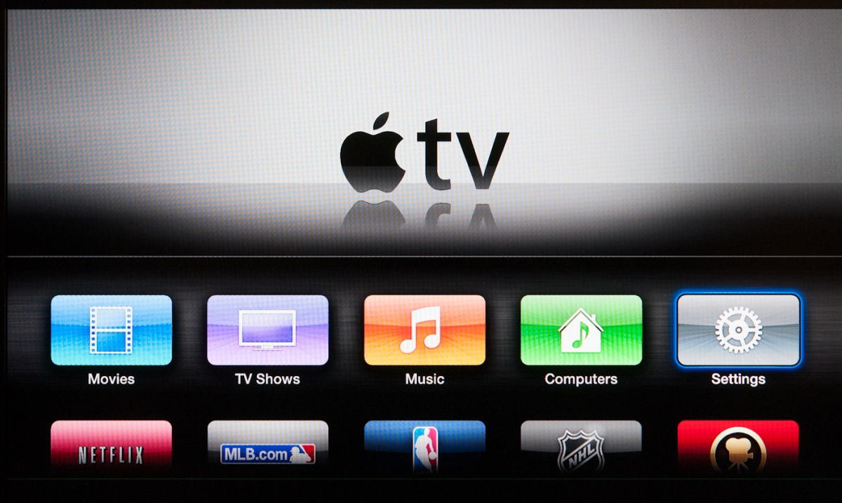 Apple Releases Apple TV 6.1 Firmware with UI