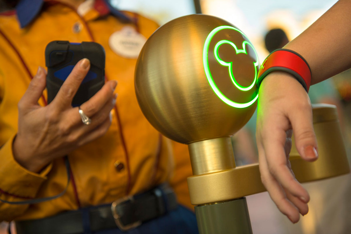 Disney is launching wearable tech system MyMagic