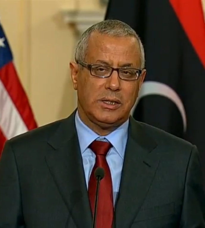 Libya's PM Ali Zeidan Ousted over Failure to Beat Rebel Oil Protest