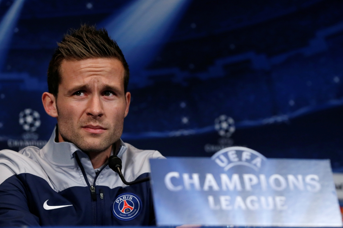 Paris Saint Germain Midfielder Yohan Cabaye Hints at Premier