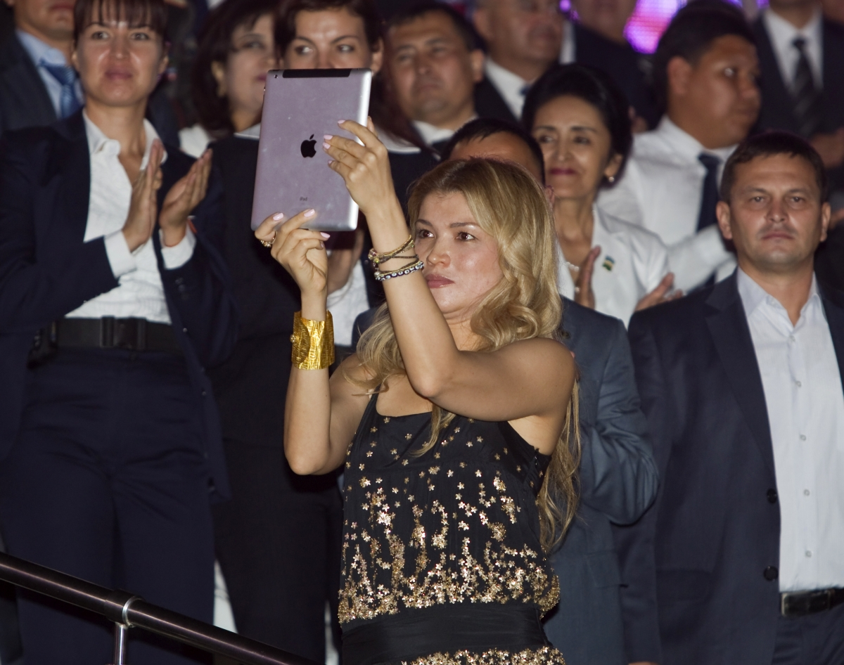Swiss Investigates Uzbekistan's President's Daughter Gulnara Karimova For Money Laundering
