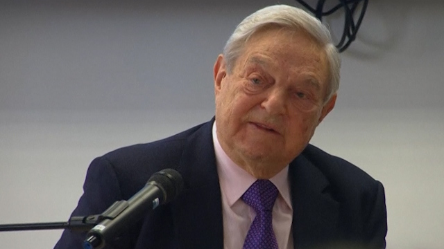 "George Soros: Ukraine a ""Wake Up Call"" for Europe"