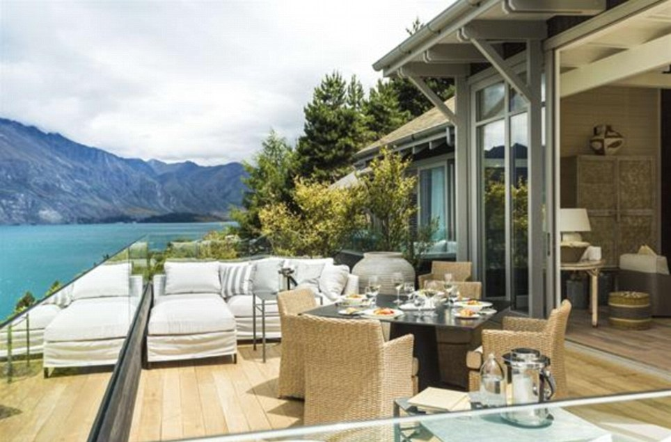Duke and Duchess of Cambridge's New Zealand Villa