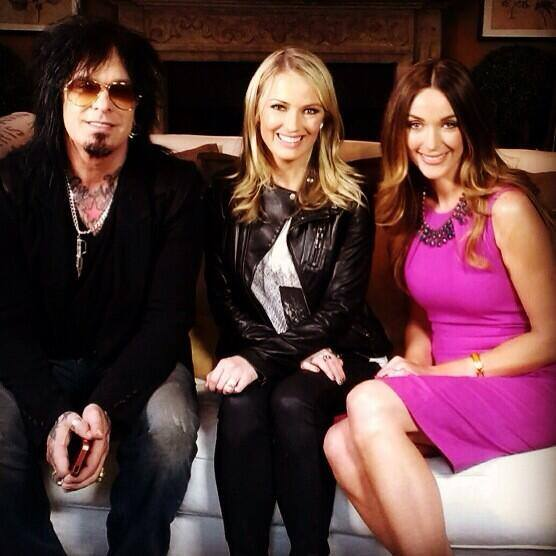 Motley Crue S Nikki Sixx Marries Model Courtney Bingham