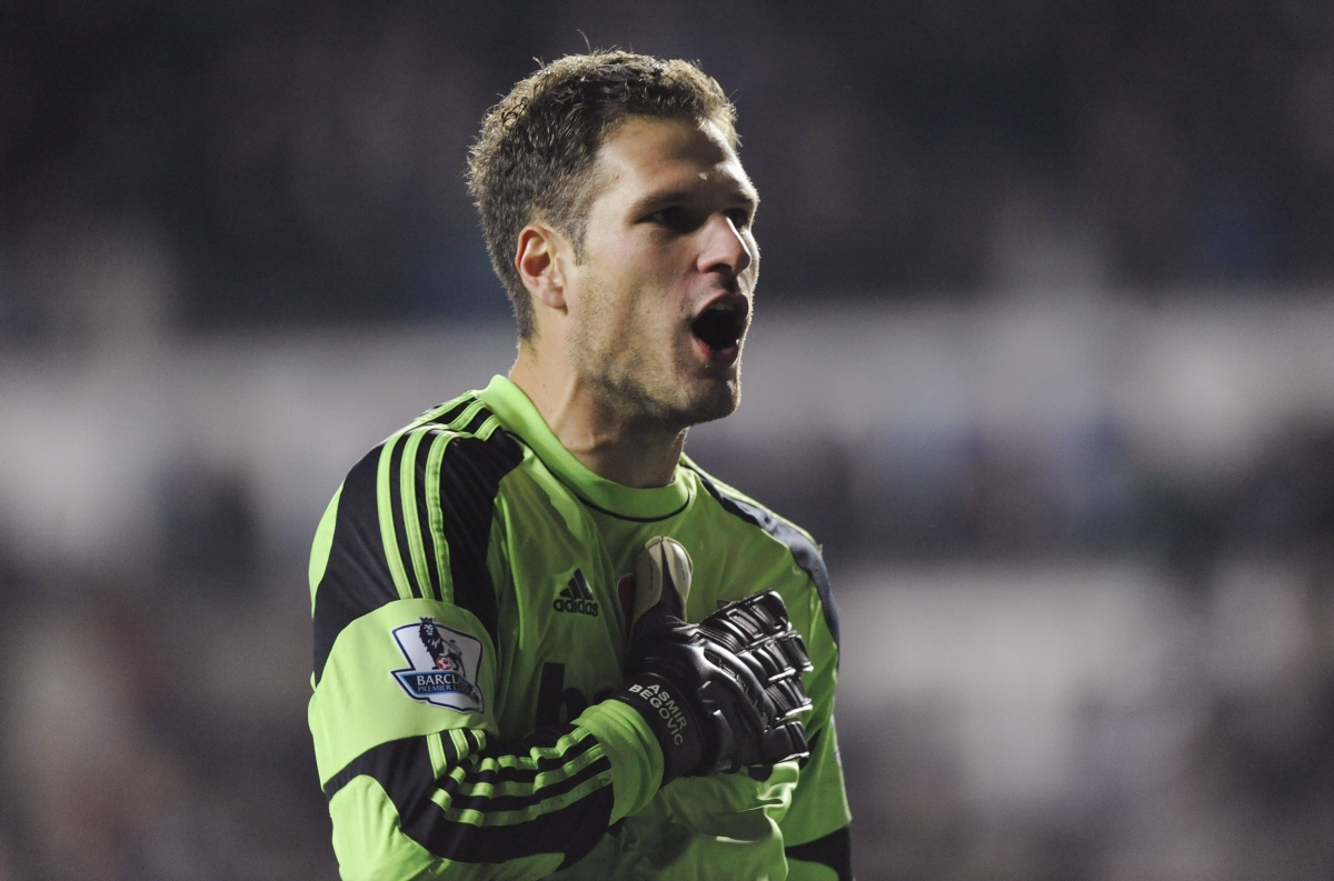 Chelsea prepare move for Asmir Begovic to replace Petr Čech