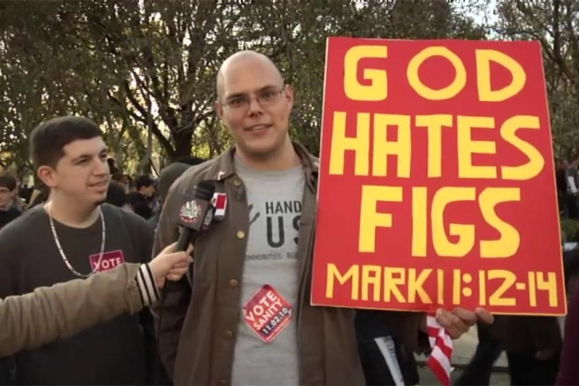 Image result for God hates fig trees
