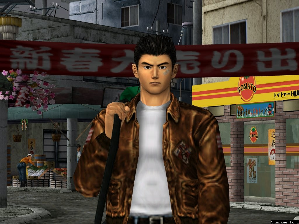 E3 2015: SHENMUE 3 hits Kickstarter after Sony press conference.