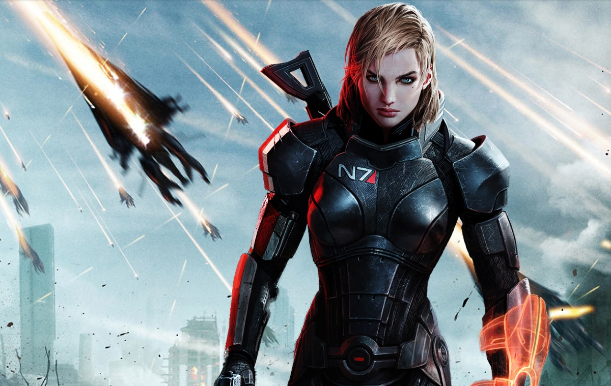 Mass Effect 3 patch drops today, fixes character import bug.